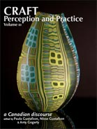 Craft Perception and Practice Volume III