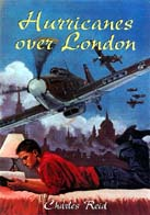 Hurricanes over London, by Charles Reid