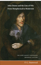 John Donne and the Line of Wit, by P. G. Stanwood