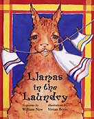 Llamas in the Laundry, by William New