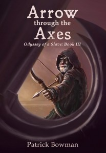 Arrow through the Axes cover